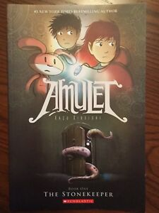 Amulet book one New