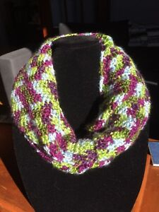Infinity Scarves and Cowls - buy 3, get the 4th free!