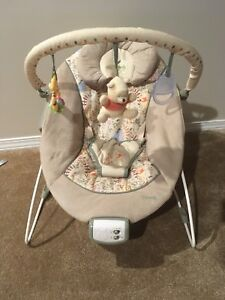 Bouncy Chair Whinny the Pooh