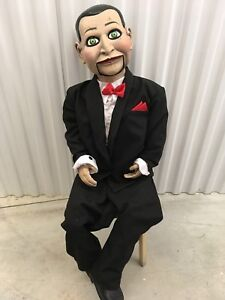HALLOWEEN PROP : Dead Silence Billy
