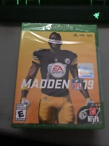 Madden 19 for Xbox one