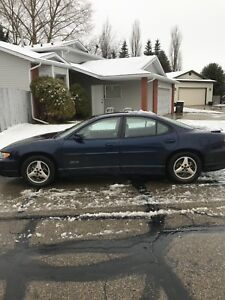 2001 Pontiac Grand Prix Supercharged