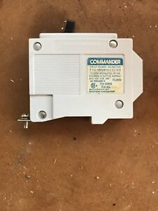 Commander and Sylvania electrical breakers