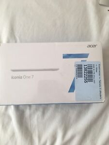 ACER ICONIA ONE 7 - brand new in box