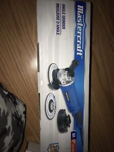 """Box never opened 5"""" commercial grade grinder"""