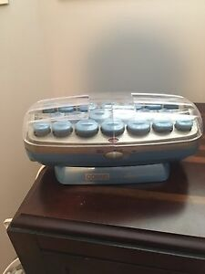 Conair hot rollers ion shine