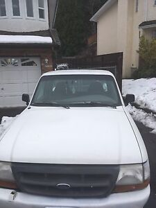 2000 Ford Ranger/service canopy offer