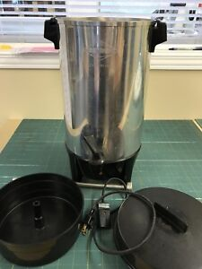 Westbend 42 cup coffee urn. Good used condition. Price is firm.