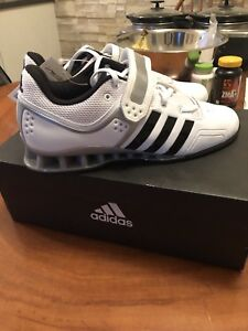 Adidas Adipower powerlifting shoes. S-9