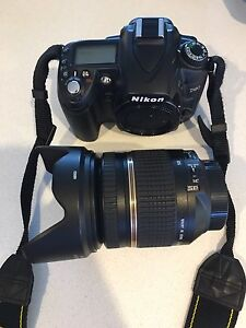 Nikon D90 dslr body with tamron  lenses Weston Weston Creek Preview