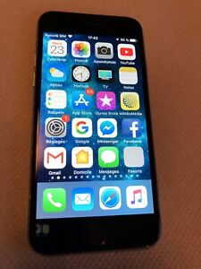 iPhone 6 64 gris débarré unlocked  batterie neuve,