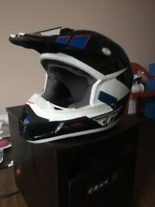 Dirt bike helmet THROW A PRICE AT ME