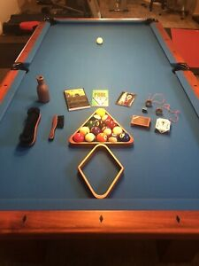 Pool Table w/accessories