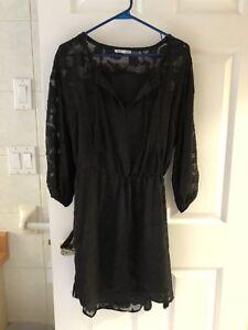BOWL BLACK DRESS