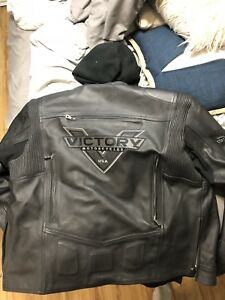 2XL Victory Leather Jacket