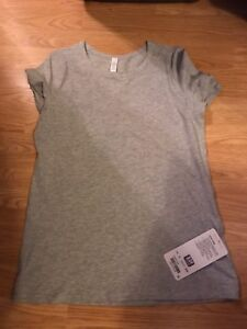 Two Brand New with tags - size 6 Lululemon Love Tee