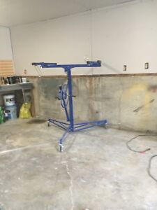 11' new drywall jack used for 15 sheets
