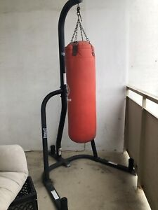 Punching bag and stand AMAZING PRICE