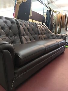 Commercial Upholstery shop