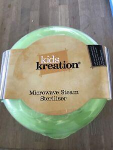 Microwave baby bottle steriliser Oak Flats Shellharbour Area Preview