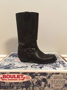 Women's Boulet Motorcycle Boots