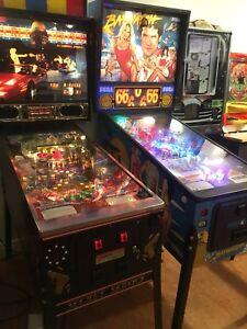 Recherche machine a boule/Looking for pinball