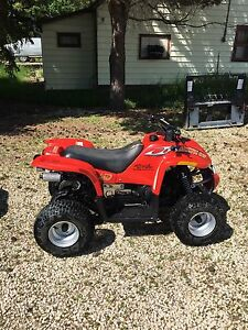 REDUCED Open To Reasonable Offers 2005 Arctic Cat 50 Kids Quad