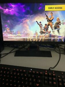 "24"" BenQ Gaming Monitor with 1ms response time"