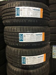NEW 4 225/45/r17 or 4 225/50/r17 SUMMER TIRES **420$/4**