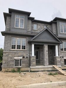 3+1 Bedroom Townhouse @ Doon South area - Brand new