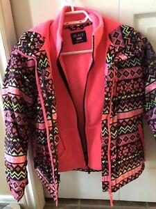 4 in 1 size 7/8 winter jacket