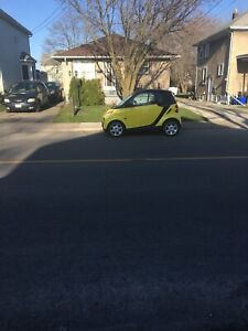 Parting out 2008 smart car