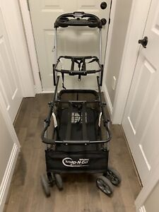 For sale: double snap & go stroller
