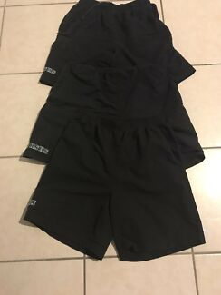 3 x small park ridge high school shorts