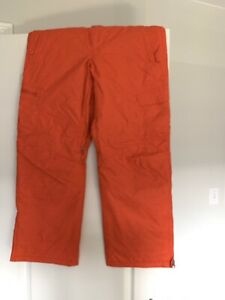 Men's snowboarding pants