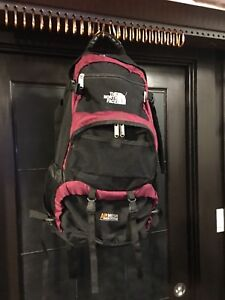 North Face 60-70L Hiking Backpack