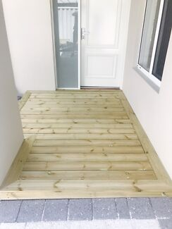 Half Price Decking FREE Delivery! 120mm wide! Only $26m2 Delivered.