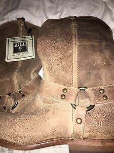 NEW 3/4 Frye (Sand) Boots