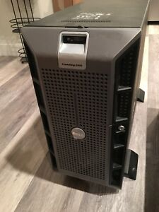 Dell Poweredge 2900 Server - VoIP, Host Games,Web Server