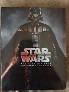 Star Wars: The Complete Saga (6 films)