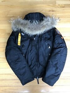 Men's Parajumpers Gobi in Black size small