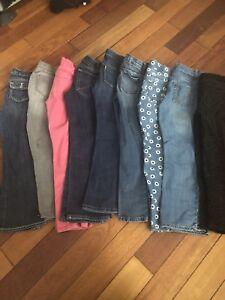 Size 7 pants jeans