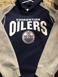 Boys NHL Oilers Hoodie - EXCELLENT Conditon!!!