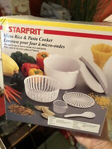 Starfrit rice and pasta cooker