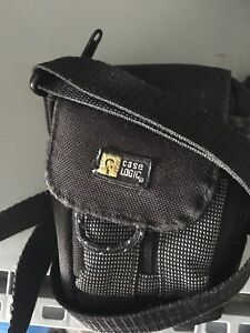REDUCED Camera case and strap for SMALL digital camera