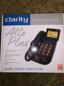 Brand new in box. Hearing impaired landline phone