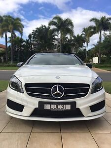 2014 Mercedes Benz A200CDI Auto Hatch Hope Island Gold Coast North Preview
