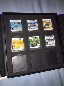 Assorted DS games