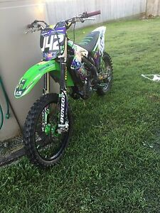 Forsale is my Kx250f race bike Underwood Logan Area Preview