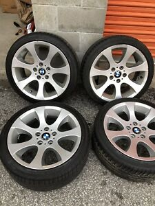 BMW e90 staggered rims -style 162